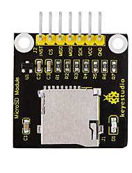 Недорогие -Keyestudio Micro TF карты записи-чтения модуля