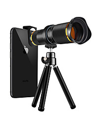 cheap -Hot Beauty 20X 40 mm Binoculars Magnifiers / Magnifier Glasses Aluminum Frame Youth Cool & Fashion Cases for iPhone