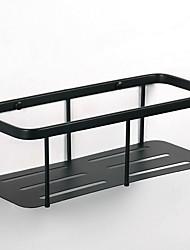 abordables -Etagère de Salle de Bain Design nouveau / Cool Moderne Acier inoxydable 1pc Montage mural
