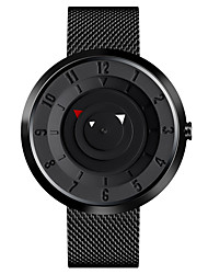 cheap -SKMEI 9174 Stainless Steel Sport Watch Support Waterproof/ Dual Time Zones