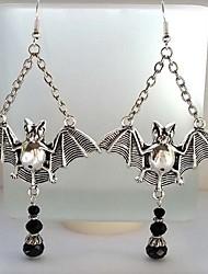 cheap -Women's Drop Earrings Animal Earrings Jewelry Silver For Festival