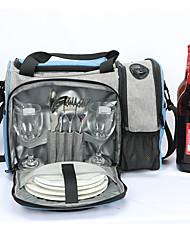 abordables -nouveau 2019 sac de pique-nique étanche isolé tissu portable sac isotherme grand volume sac de stockage sac de vin