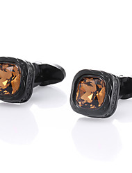 cheap -Cufflinks Fashion Brooch Jewelry Black For Gift Daily
