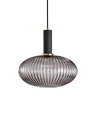cheap -LED® Lantern Pendant Light Ambient Light Brushed Electroplated Glass Glass Creative 110-120V / 220-240V