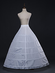 cheap -Wedding / Event / Party Slips Polyester / POLY Floor-length Party / Evening / Bridal with