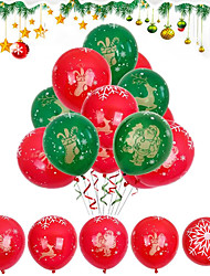cheap -Holiday Decorations New Year's Christmas Ornaments Party 50pcs