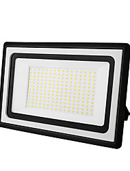 cheap -1pc 100 W LED Floodlight Lawn Lights Outdoor Wall Lights Waterproof Warm White White 220-240 V Outdoor Lighting Courtyard 200 LED Beads