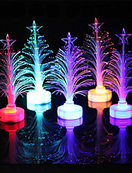 cheap -Christmas LED Lighting Light Up Toy Tree Kid's Adults for Birthday Gifts and Party Favors  3 pcs