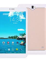 Недорогие -Kt971 8 дюймовый Фаблет (Android 4.4 1280 x 800 Quad Core 2GB+16Гб) / 64 / Micro USB / Количество SIM-карт / Слот для карт памяти TF / Гнездо для наушников 3.5mm