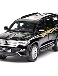 cheap -1:32 Toy Car Vehicles Car SUV Climbing Car Special Designed Glow Parent-Child Interaction Zinc Alloy All Boys and Girls