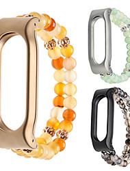 Недорогие -замена ювелирных изделий ремешок для часов ремешок для браслета для Xiaomi Mi Band 2