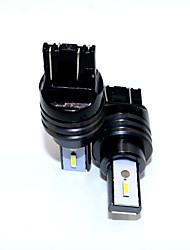 Недорогие -2шт лампы t15 / t20 (7440,7443) / 1156 для автомобилей 10 Вт, мощность 1500 лм 1 светодиодные дневные ходовые огни / стоп-сигналы / фонари заднего хода (резервные) для универсального автомобиля