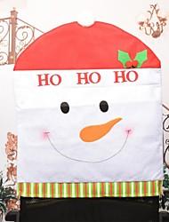 cheap -Creative Snowman Chair Set Of Christmas Ornaments