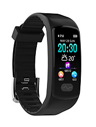 cheap -D07 Smart Wristband Bluetooth Fitness Tracker Support Notify/ ECG/ Blood Pressure Measurement Sports Smart Watch for Samsung/ Iphone/ Android Phones