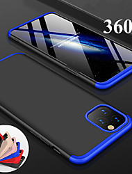 cheap -360 Degree Full Protection Matte Hard PC Phone Case For iphone 11 Pro Max XR XS Max X 8 Plus 7 Plus 6 Plus Shockproof Back Cover