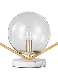 cheap -Artistic / Modern Contemporary Ambient Lamps / Lovely Table Lamp / Reading Light For Study Room / Office / Office Metal 220V / 110V Gold