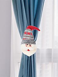 Недорогие -праздничные украшения новогодние / рождественские украшения рождественские украшения мультфильм / декоративные 1шт