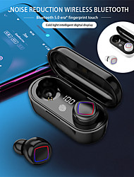cheap -Bluetooth 5.0 Earphones HIFI Wireless Headphones Blutooth Earphone Handsfree Headphone Sports Earbuds Gaming Headset Phone
