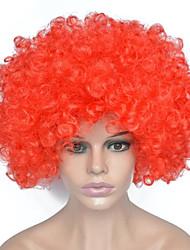 Недорогие -Жен. Резинки для волос Назначение Для вечеринок Halloween фестиваль Тату с цветами Классический Резина пластик Желтый Красный Оранжевый 1