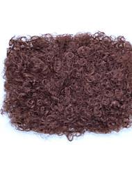 cheap -Hair Tool / Hair Tie One-Strap / Christmas Hair Bun Party / Women Drawstring Synthetic Hair Hair Piece Hair Extension One-Strap / Christmas Golden Blonde
