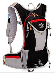 cheap -Commuter Backpack Running Pack for Fitness Leisure Sports Running Cycling / Bike Sports Bag Multifunctional Waterproof Rain Waterproof Canvas Nylon Running Bag