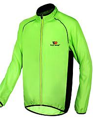 Недорогие -майки для мотоциклетной одежды топы унисекс из полиуретанового волокна весна осень / лето теплее / износостойкие / анти-уф
