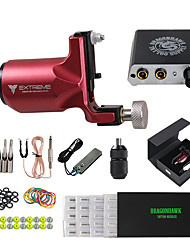 cheap -Rotary Tattoo Machine Aluminum Alloy Carved Tattoo Machine & Accessory