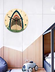 Недорогие -м. игристые настенные часы деревянные трясти новые часы прибытия подарок детям уникальная гостиная рядом с ребенком