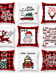 cheap -Christmas Gift 45*45 Peach Cashmere Pillow Summer Light Pillow Case Sofa Cushion Pillow Lumbar Pillow Cushion