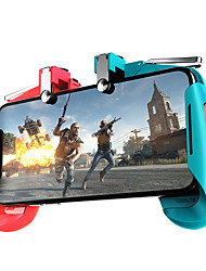 cheap -Pubg Controller Aim Button L1R1 Shoote Game Controller Pubg Gamepad Mobile Accessories Joystick For IPhone Mobile
