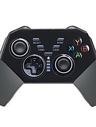 cheap -GH8721 Android Apple Game Controller Wireless Bluetooth Game Handle for Android and Apple Mobile Phone - Support for Coca Mobile Phone  Support for V3 Game Touch Point Mapping