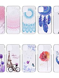 cheap -Case For Apple iPhone 11 / iPhone 11 Pro / iPhone 11 Pro Max Transparent / Pattern Back Cover Butterfly TPU