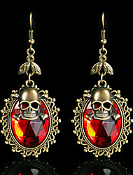 cheap -Earrings Masquerade Retro Vintage Halloween Alloy For Witch Cosplay Halloween Carnival Women's Costume Jewelry Fashion Jewelry