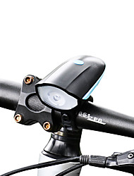 cheap -LED Bike Light Front Bike Light LED Bicycle Cycling Waterproof Professional Easy Carrying Li-polymer 250 lm Rechargeable Battery White Cycling / Bike