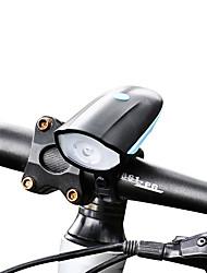 Недорогие -Светодиодная лампа Велосипедные фары Передняя фара для велосипеда LED Велоспорт Велоспорт Водонепроницаемый Для профессионалов Простота транспортировки Литий-полимерная 250 lm Перезаряжаемая батарея