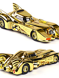 cheap -1:38 Toy Car Vehicles Chariot Race Car Race Car Special Designed Focus Toy Parent-Child Interaction Bat Zinc Alloy Rubber All Boys and Girls