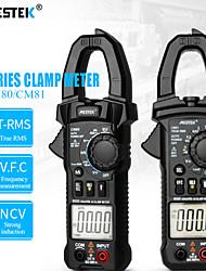 cheap -MESTEK CM80/CM81 Clamp Multimeter Handheld For Home Installation Inspection