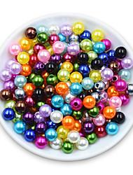 abordables -perles créatives jouets éducatifs pour les derniers enfants manuels boîte en forme de prune acrylique diy