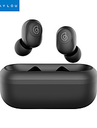 cheap -Xiaomi Haylou GT2 TWS True Wireless Earbuds Voice Assistant with Built-in Charging Cable Bluetooth 5.0 Stereo Earphones Touch Control Automatic Pairing Mini Headphones Only 3.7g