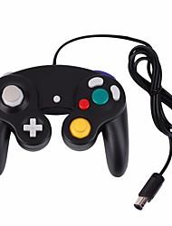 Недорогие -Hodieng проводные геймпады новый игровой контроллер геймпад джойстик джойстик пять цветов для Nintendo для GameCube для Wii вибрации игры оптом классический