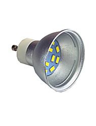 cheap -1pc 2 W LED Spotlight 340 lm GU10 12 LED Beads SMD 5730 Warm White White 9-30 V
