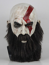 cheap -Mask Halloween Props Halloween Mask Inspired by Ghost Black Masks Halloween Halloween Men's Women's