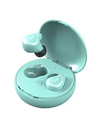 Недорогие -LITBest A4 TWS True Беспроводные наушники Беспроводное Мобильный телефон Bluetooth 5.0 С подавлением шума Стерео Двойные драйверы