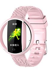 abordables -e99 smart femmes regarder la mode bracelet intelligent moniteur de pression artérielle de fréquence cardiaque étanche ip67 smartwatch