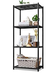 Недорогие -регулируемая полка для хранения, 4-х уровневый многофункциональный стеллаж с подставкой-башней, книжный шкаф для ванной комнаты, кухня для гостиной