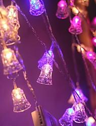 Недорогие -1 шт. Мультфильм / рождество / партия украшения елки / украшения / струнные огни