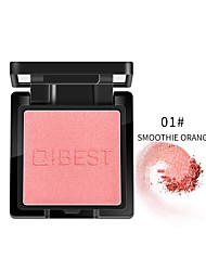 cheap -8 Colors Dry Casual / Convenient Blush China Cute / Easy to Carry / Youth Daily Wear Quadrate Makeup Cosmetic
