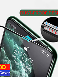 cheap -10D Anti-dust Full Cover Tempered Glass Screen Protector For Iphone 11 pro max X Xr Xs max 7 8 Plus HD Dust-Proof