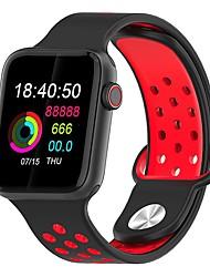 Недорогие -bozhuo m33 мужчины женщины smartwatch android ios bluetooth водонепроницаемый сенсорный экран монитор сердечного ритма измерение артериального давления спортивные секундомер шагомер вызов напоминание