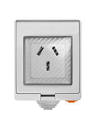 cheap -SONOFF S55 TPF-DE Wi-Fi Waterproof Smart Socket - AU PLUG